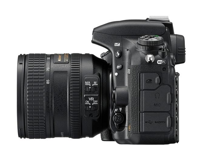 Nikon D750 cam bien full-frame, man hinh lat ra mat hinh anh 4