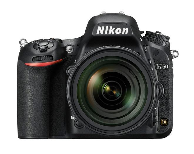 Nikon D750 cam bien full-frame, man hinh lat ra mat hinh anh 5