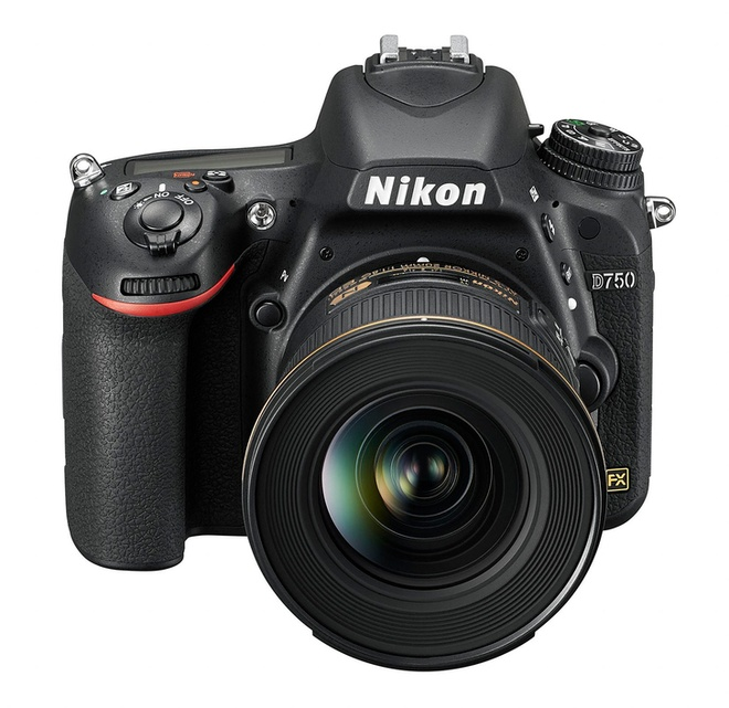 Nikon D750 cam bien full-frame, man hinh lat ra mat hinh anh 6