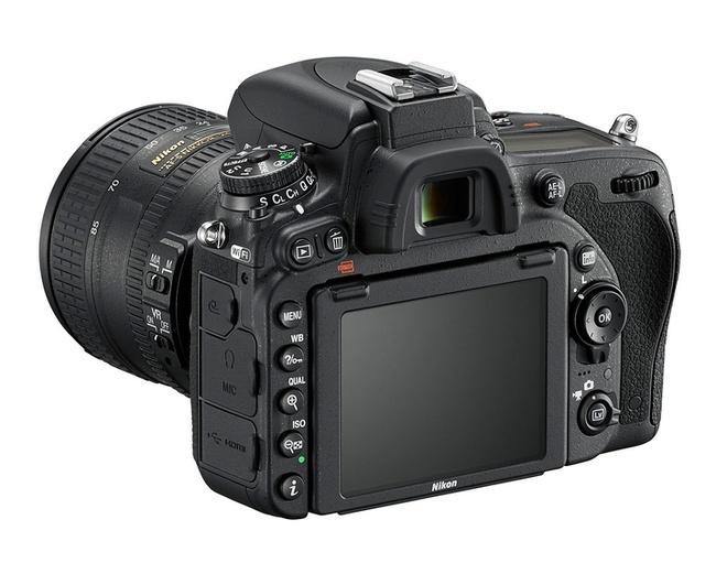 Nikon D750 cam bien full-frame, man hinh lat ra mat hinh anh 7