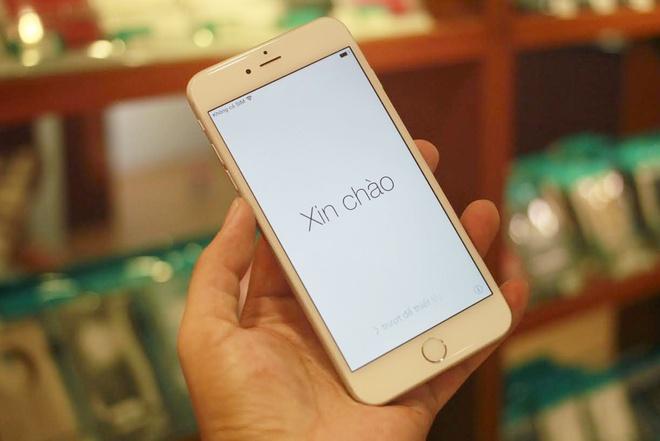 iPhone 6 Plus 128 GB gia 79 trieu dong tai Viet Nam hinh anh