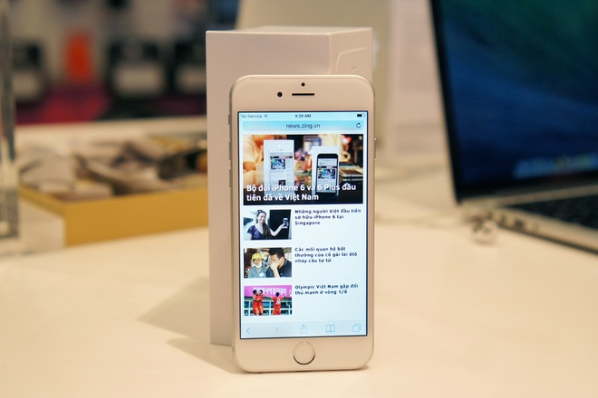 iPhone 6 ve Ha Noi voi gia tu 26 trieu dong hinh anh