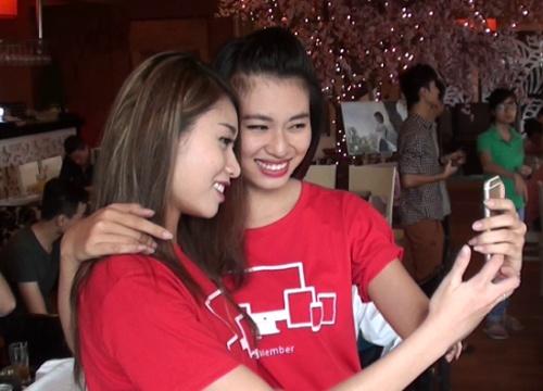 iFan Ha Thanh offline trai nghiem iPhone 6 hinh anh