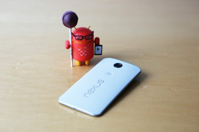 Nhung cai tien dang chu y tren Android 5.0 Lollipop hinh anh