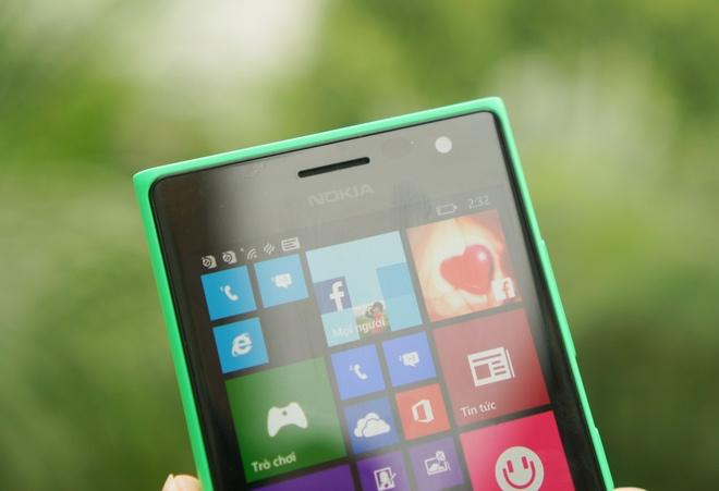 Danh gia Lumia 730: Thiet ke huyen thoai, selfie cao cap hinh anh 11