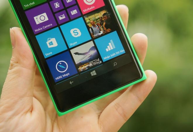 Danh gia Lumia 730: Thiet ke huyen thoai, selfie cao cap hinh anh 12
