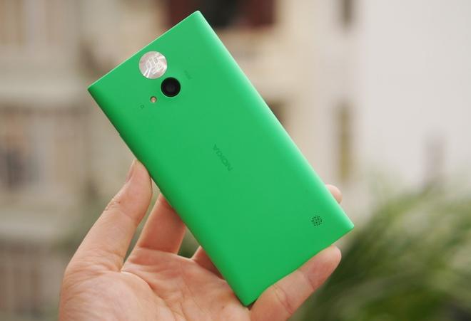 Danh gia Lumia 730: Thiet ke huyen thoai, selfie cao cap hinh anh 4