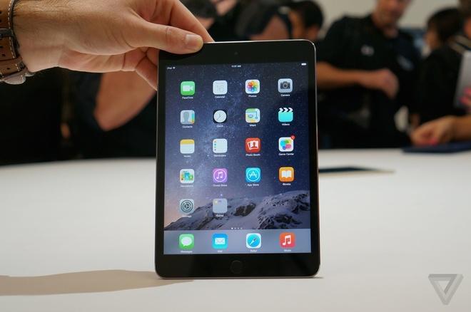 Can canh iPad mini 3: 100 USD cho cam bien van tay hinh anh