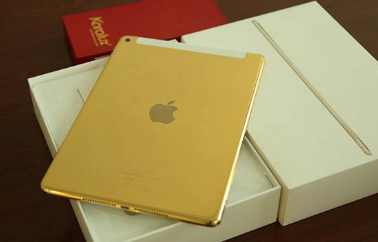iPad Air 2 ma vang gia tu 25 trieu tai Viet Nam hinh anh