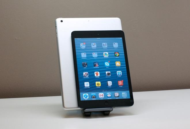 iPad mini, iPad Air chinh hang giam gia ca trieu dong hinh anh