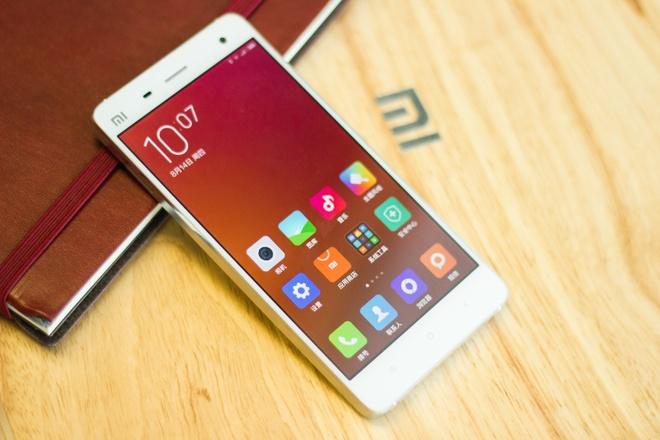 10 smartphone an tuong tu cac nha san xuat Trung Quoc hinh anh 1