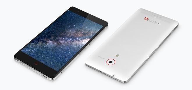 10 smartphone an tuong tu cac nha san xuat Trung Quoc hinh anh 5