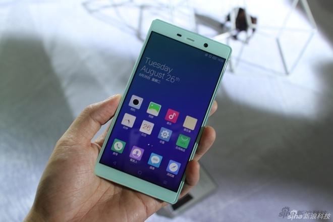 10 smartphone an tuong tu cac nha san xuat Trung Quoc hinh anh 4