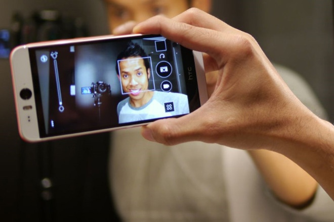 10 smartphone chup anh tu suong tot nhat Viet Nam hinh anh