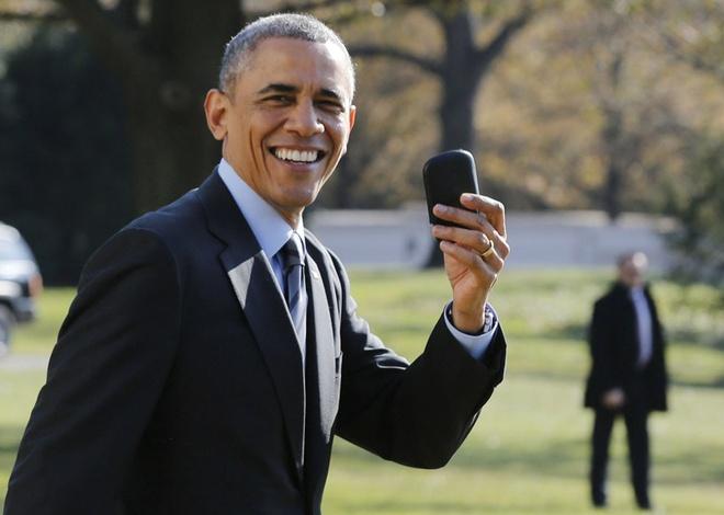 Chiec BlackBerry cua Tong thong Obama bao mat ra sao? hinh anh