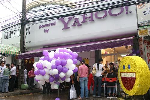 Yahoo dong cua van phong tai Viet Nam hinh anh