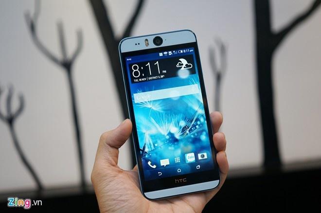 HTC Desire Eye camera truoc 13 MP ha 4,5 trieu dong hinh anh 1