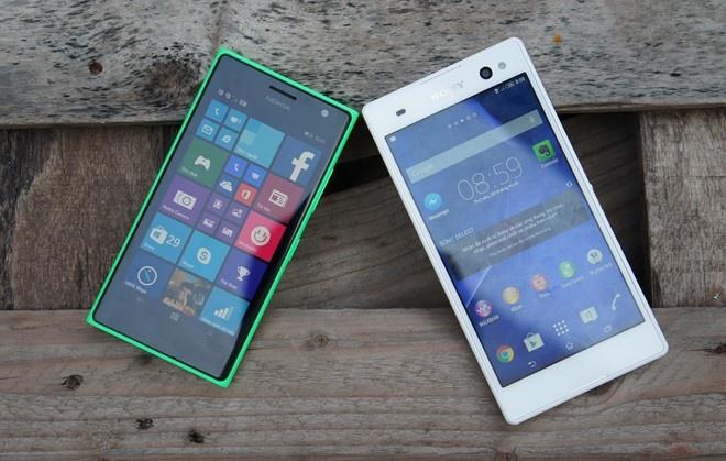 5 smartphone tam trung xuat sac nhat tai VN nam 2014 hinh anh