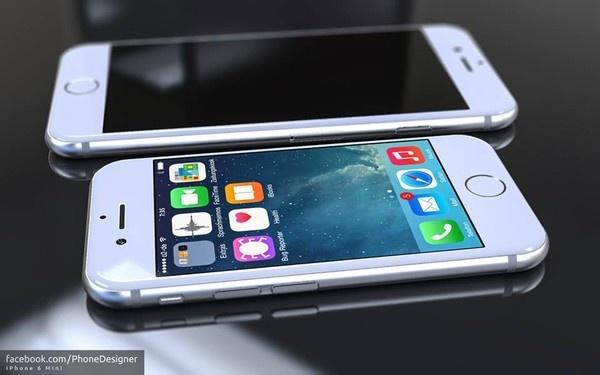 5 dieu can biet ve mau iPhone 6 mini tin don cua Apple hinh anh