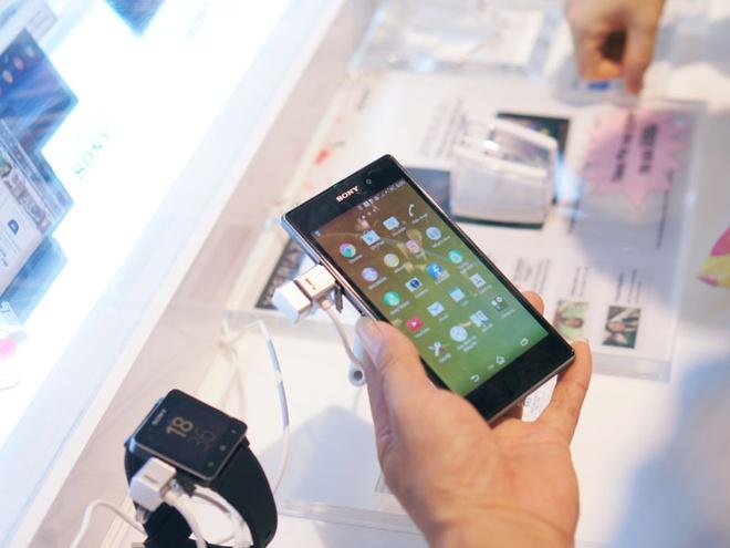 Theo chan Nokia, Sony can nhac ban mang di dong hinh anh