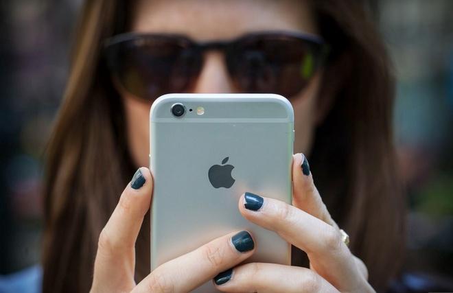 Khả năng chụp ảnh hoàn hảo của iPhone là thứ các mẫu điện thoại Android chưa có được. Ảnh: The Verge.