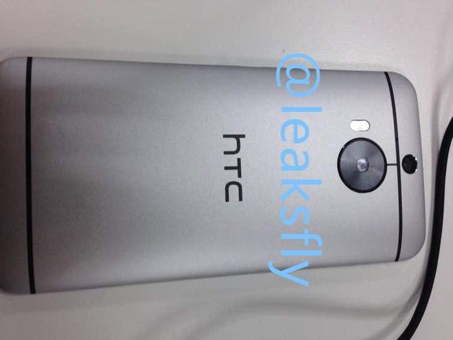 Lo dien vu khi bi mat cua HTC doi dau iPhone 6 Plus hinh anh