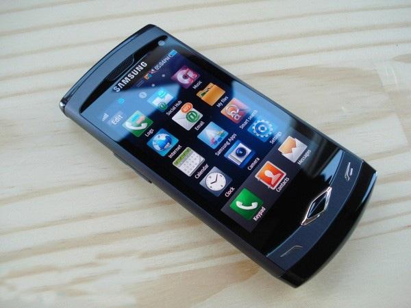 Dien thoai Samsung Wave S855 bi loi khoi dong hinh anh