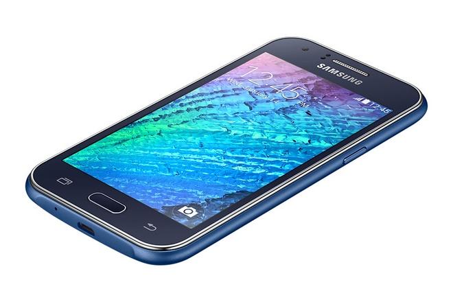 Samsung ra mat Galaxy J1 gia re hinh anh