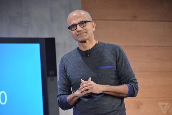 Microsoft da san sang de 'duoc yeu tro lai' hinh anh