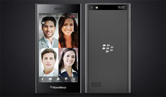BlackBerry Leap ra mat voi man hinh 5 inch, gia 275 USD hinh anh