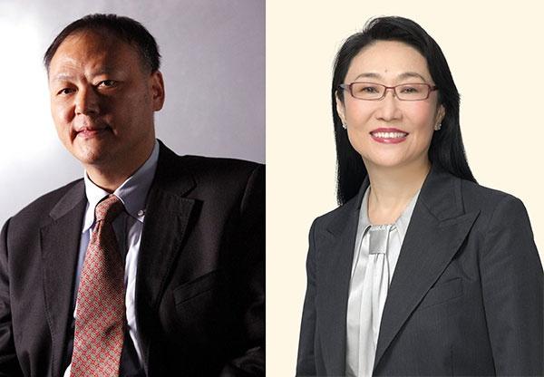 Peter Chou roi ghe, HTC bo nhiem CEO nu hinh anh