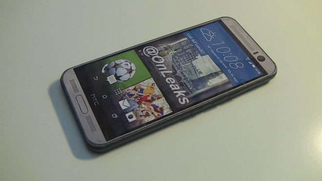 Ban mau HTC One M9 Plus lo dien trong video moi hinh anh