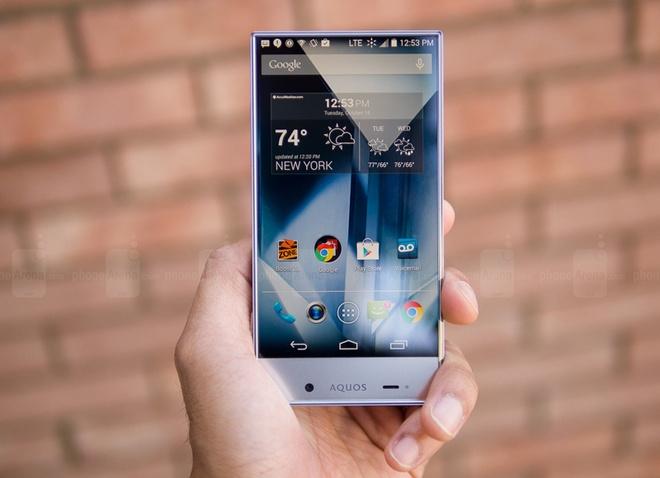 7 smartphone man hinh lon, dang gon bac nhat hien nay hinh anh