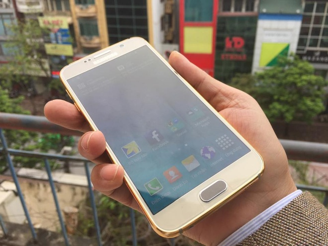 Ma vang Galaxy S6 gia 8 trieu tai Viet Nam hinh anh 3