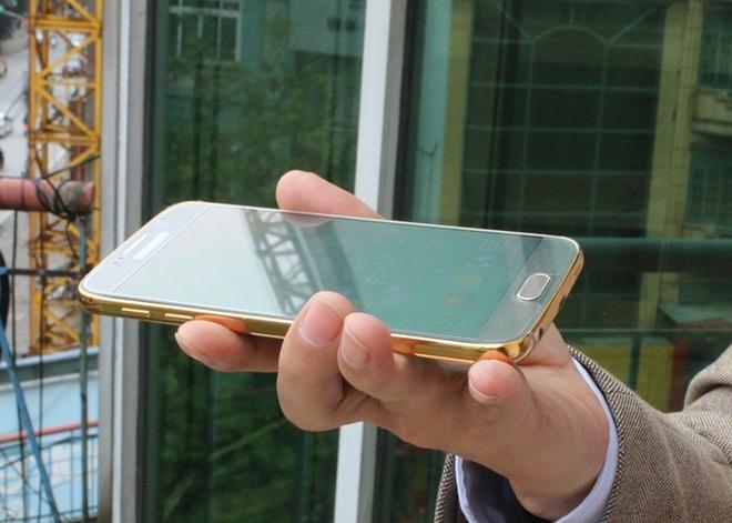 Ma vang Galaxy S6 gia 8 trieu tai Viet Nam hinh anh 2