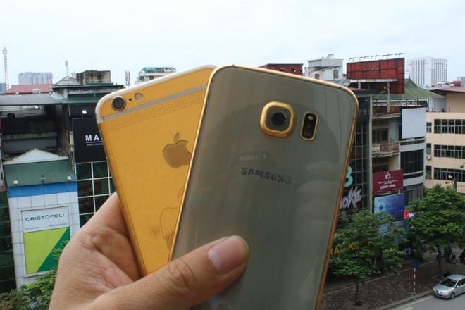 Ma vang Galaxy S6 gia 8 trieu tai Viet Nam hinh anh 6