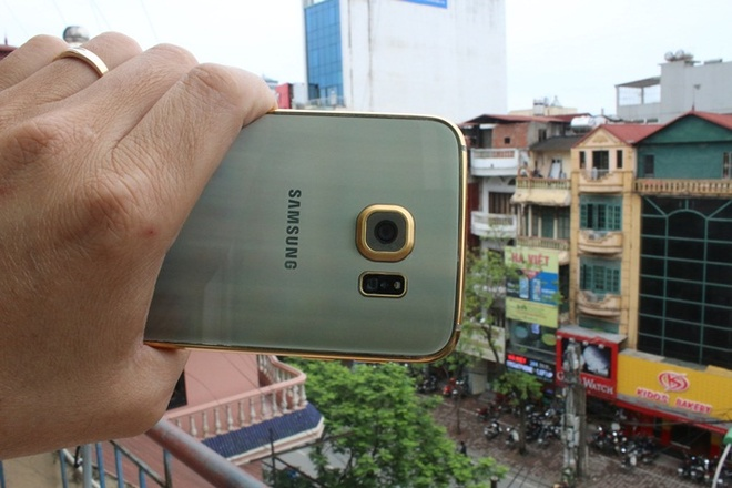 Ma vang Galaxy S6 gia 8 trieu tai Viet Nam hinh anh 4