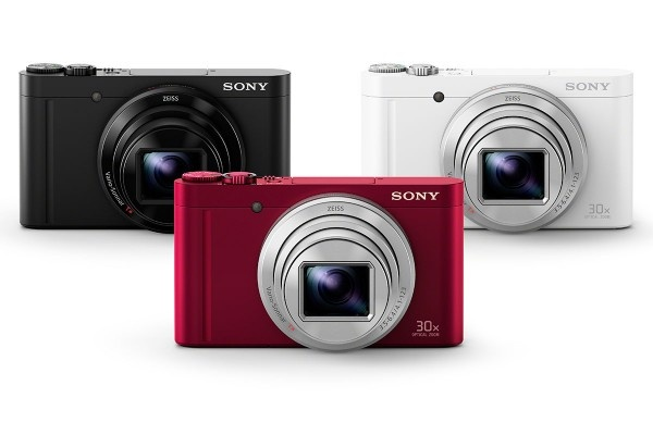 Sony tung may anh zoom 30x nho gon nhat the gioi hinh anh