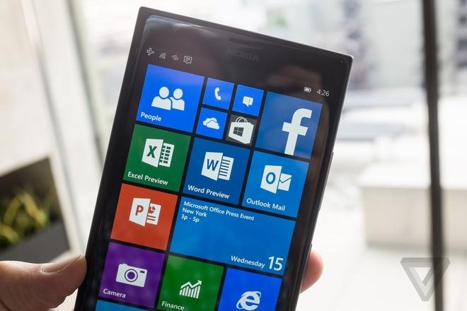 Office tren Windows 10 cho di dong ra mat cuoi thang nay hinh anh