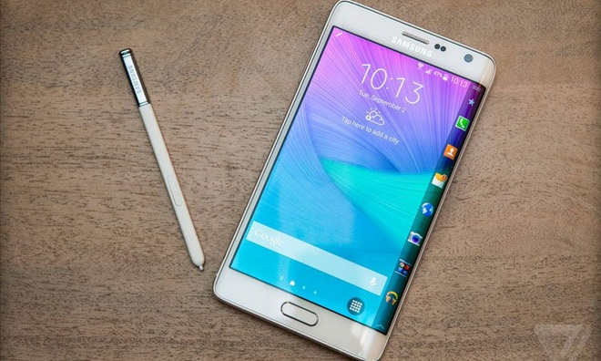 Nhung smartphone dung luong lon nhat dang ban tai VN hinh anh 4