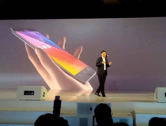 Asus: 'Zenfone 2 la con quy toc do' hinh anh
