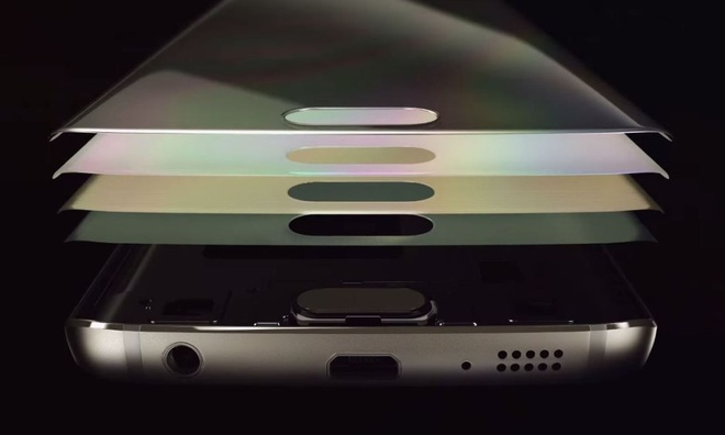 Quang cao Galaxy S6 Edge bi che dao y tuong Apple hinh anh