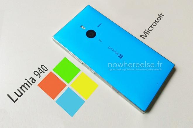 Xuat hien anh thuc te cua Lumia 940? hinh anh