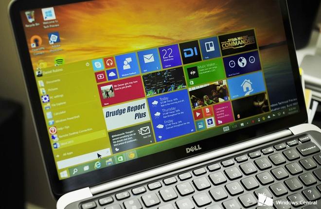 Microsoft cong bo 7 phien ban Windows 10 hinh anh
