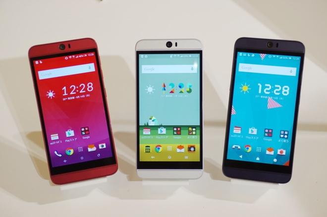 Can canh HTC J Butterfly vua ra mat hinh anh