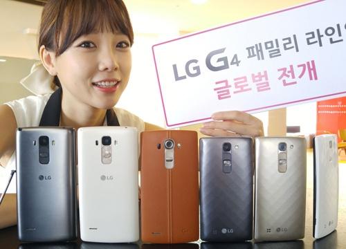 LG ra mat G4 Stylus va G4c gia mem hinh anh