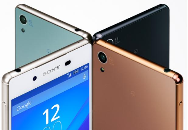 Sony Xperia Z3+ ra mat tuan sau hinh anh