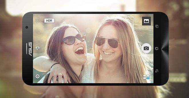 Zenfone Selfie sap ra mat voi 2 camera 13 cham hinh anh