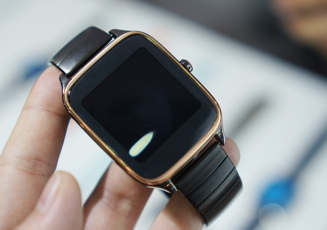 Asus thach thuc Apple Watch bang Zenwatch 2 hinh anh 2