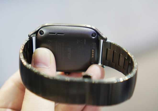 Asus thach thuc Apple Watch bang Zenwatch 2 hinh anh 6